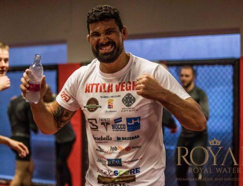 Attila Végh – MMA Bellator World Champion