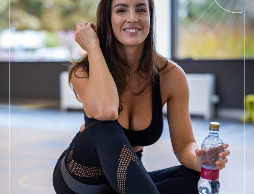 Lucia Javorčeková – model
